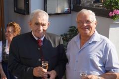 Josef Nagl und Franz Engl