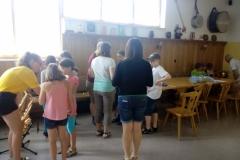 Kinder in Gruppe