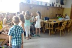 Kinder ausprobieren