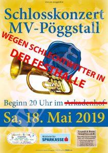 Plakat MV Pöggstal